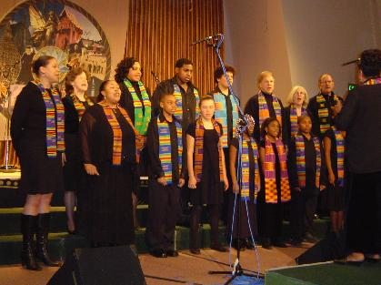 Total Experience Gospel Choir